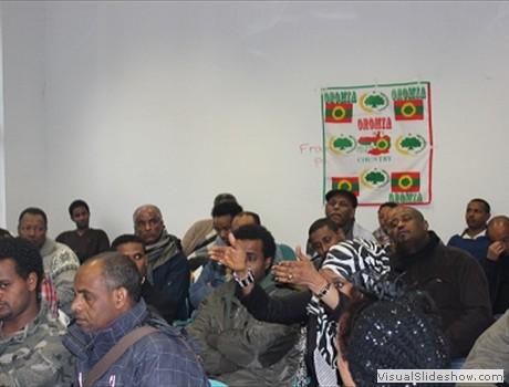 Oromia Shall Be Free!